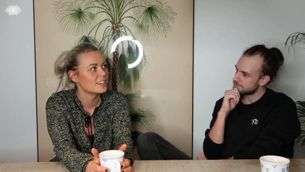 Katrine Laustsen og Jonathan Søe