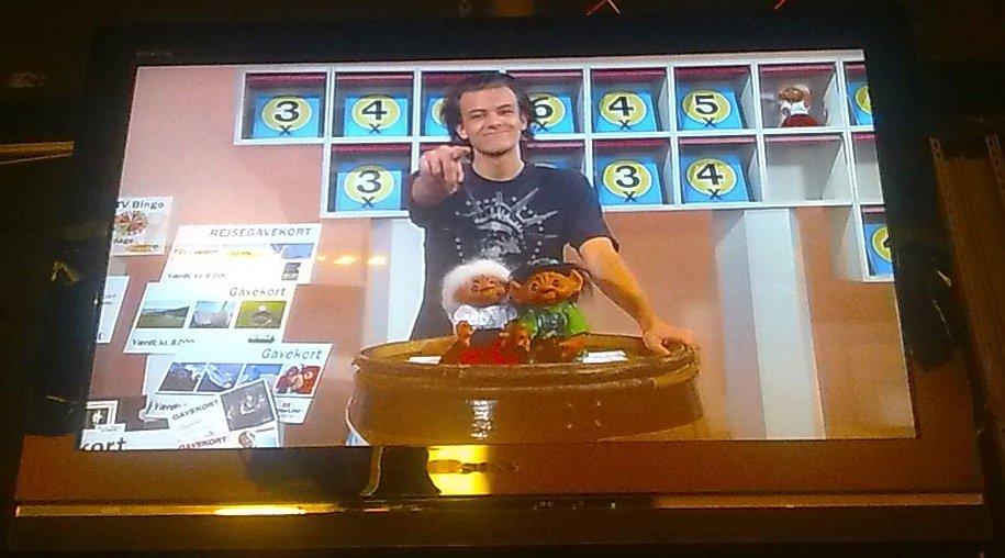 Jonathan TV-bingo